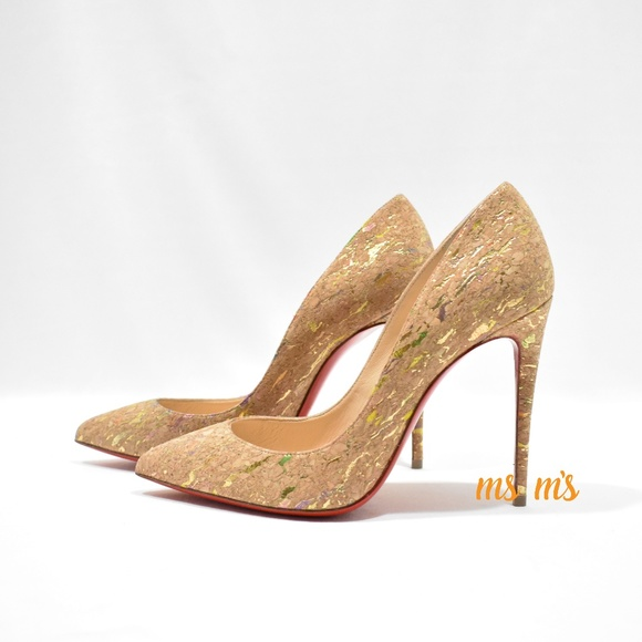 e5e6d6e06a4c 3% off Christian Louboutin Shoes - NEW Christian Louboutin Pigalle Follies  100mm Heel from ! ms m s s closet on Poshmark